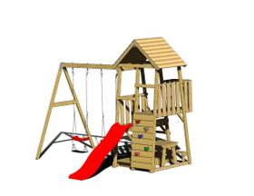 Torre da gioco Junior Activity 647330400000 N. figura 1