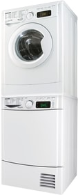 Combinazione lavatrice-asciugatrice BAK8
