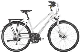 Amber Trekkingbike Crosswave 464815904810 Rahmengrösse 48 Farbe weiss Bild Nr. 1