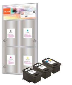 Combi PackPLUS pour PG-540XL/CL-541 Cartouche d'encre Peach 785300124682 Photo no. 1