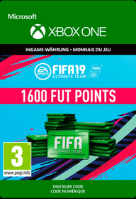 Xbox One - Fifa 19 Ultimate Team 1600 Points Download (ESD) 785300141832 N. figura 1