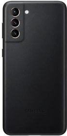 Leather Cover Black Hülle Samsung 785300157305 Bild Nr. 1