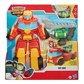 Playskool Heroes Rescue Bots Academy - Rescue Power Hot Shot Spielfigur Transformers 747357000000 Bild Nr. 1
