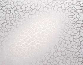 Feuilles adhérentes de fenêtre statiques Lava