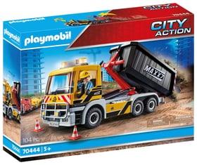 70444 Camion avec benne et plateforme interchangeables PLAYMOBIL® 748033800000 Photo no. 1