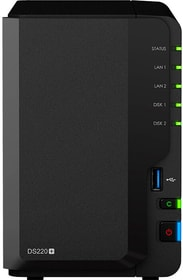 DiskStation DS220+ Leergehäuse Network-Attached-Storage (NAS) Synology 785300155295 Bild Nr. 1