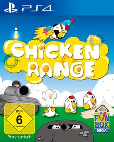 PS4 - Chicken Range (D) Box 785300137820 Bild Nr. 1