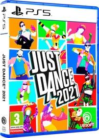 Just Dance 2021 Box PlayStation 5 785300155283 Bild Nr. 1