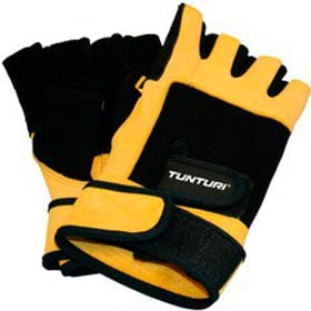 Fitnesshandschuh High Impact Tunturi 463096100350 Taille S Couleur jaune Photo no. 1