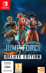 Jump Force: Deluxe Edition Box 785300152642 Bild Nr. 1