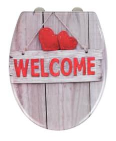 WC-Sitz Welcome WENKO 674048400000 Bild Nr. 1