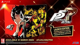 PS4 - Persona 5 Royal - Launch Edition D Box 785300150311 Photo no. 1