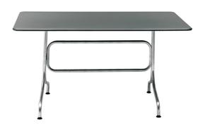 Tavolo BAHAMAS, antracite, 140 cm