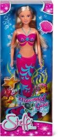 Steffi Love Mermaid Poupées Simba 746598900000 Photo no. 1