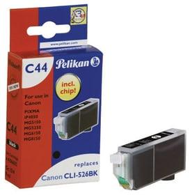 C44 CLI-526 Schwarz Tintenpatrone Pelikan 797535400000 Bild Nr. 1