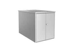 Mini Garage Biohort 647210900000 Colore Argento-Metallico N. figura 1