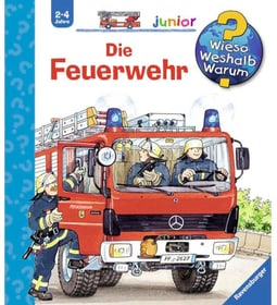 I vigili del fuoco Libro di saggistica per bambini 785300159275 N. figura 1