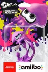 Amiibo Splatoon Character - Inkling Squid neon-purple Box 785300122443 N. figura 1