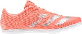 Allroundstar Scarpa da bambino running Adidas 465900538030 Colore rosso Taglie 38 N. figura 1
