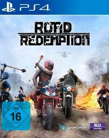 PS4 - Road Redemption D Box 785300154621 Photo no. 1