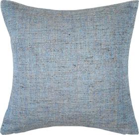 AURIA Coussin décoratif 450737840841 Couleur Bleu clair Dimensions L: 45.0 cm x H: 45.0 cm Photo no. 1