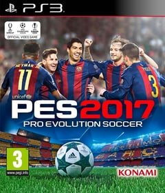 PS3 - PES 2017 Pro Evolution Soccer 2017