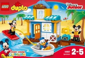 LEGO DUPLO Mickys Strandhaus 10827