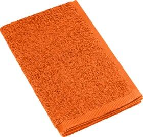 SMART FEELING Serviette d'hote 450873020234 Couleur Orange Dimensions L: 30.0 cm x H: 50.0 cm Photo no. 1