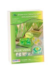 Kit creativo SoapFix avec Aloe Vera Glorex Hobby Time 665479700000 N. figura 1