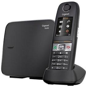 E630 schwarz Festnetz Telefon Gigaset 785300123482 Bild Nr. 1