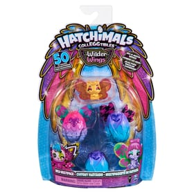 Hatchimal Collect. Multipack Season 9 Figure giocattolo Spin Master 740105900000 N. figura 1