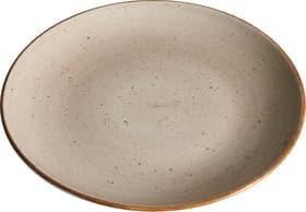 VINTAGE Speiseteller 440277800000 Farbe Sand Grösse H: 2.7 cm Bild Nr. 1