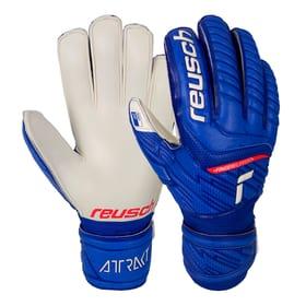 Fit Attrakt SG Finger Support Fussball-Torwarthandschuhe Reusch 461969508040 Grösse 8 Farbe blau Bild-Nr. 1