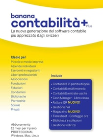 Comptabilité Plus [PC/Mac/Linux] (I) Software banana 785300154812 Photo no. 1