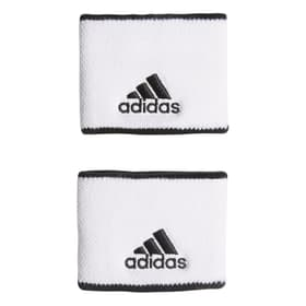 TENNIS WRISTBAND SMALL Serre-poignets Adidas 473235299910 Taille one size Couleur blanc Photo no. 1