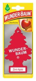Mela - cannella Deodorante per ambiente WUNDER-BAUM 620683800000 Fragranza Zimt-Apfel N. figura 1