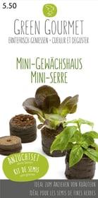 Mini-Gewächshaus Gourmetsamen Do it + Garden 286921000000 Bild Nr. 1