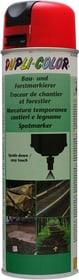Bau- und Forstmarkierer Spray leuchtrot 500ml Speziallack Dupli-Color 660807100000 Farbe Leuchtrot Inhalt 500.0 ml Bild Nr. 1