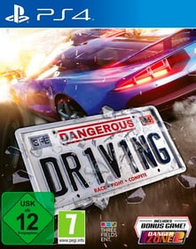 PS4 - Dangerous Driving d Box 785300142899 Bild Nr. 1