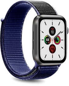 Nylon Wristband - Apple Watch 42-44mm - space blue Armband Puro 785300153968 Bild Nr. 1