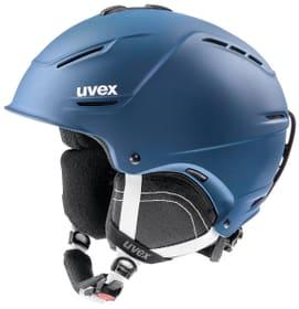 p1us 2.0 Casque de sports d'hiver Uvex 461830051843 Couleur bleu marine Taille 52-55 Photo no. 1
