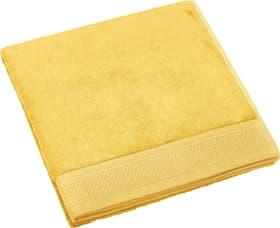 NEVA Linge de bain 450882620651 Dimensions L: 100.0 cm x H: 150.0 cm Couleur Jaune Photo no. 1