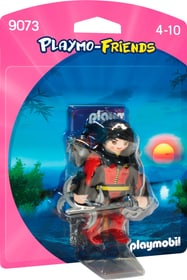 Playmobil Playmo-Friends Guerriera con spade 9073