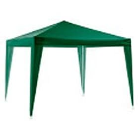 PAVILLION POLYESTER 3X3M_vert M-Giardino 75325060000007 Photo n°. 1
