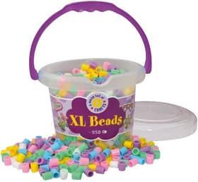 XL beads, pastell