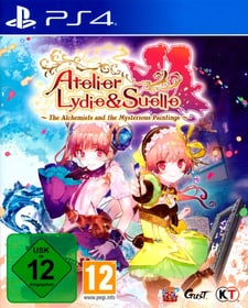 PS4 - Atelier Lydie & Suelle: The Alchemists and the Mysterious Paintings D Box 785300132697 Photo no. 1