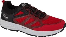 Hiking Jack Men Herren-Multifunktionsschuh Jack Wolfskin 461168341030 Grösse 41 Farbe rot Bild-Nr. 1