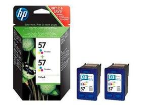 C9503AE Nr. 57XL Duo Color Tintenpatrone HP 797476400000 Bild Nr. 1