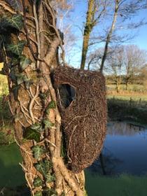 Brushwood Tree Nest Pouch Vogelnest 631389900000 Bild Nr. 1