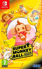 NSW - Super Moneky Ball - Banana Blitz HD D Box 785300146854 N. figura 1